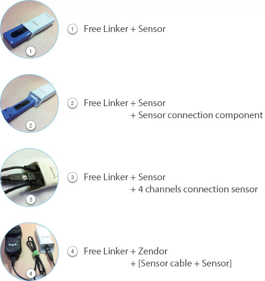 Sensor Connection Method